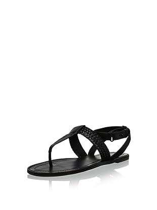 Kelsi Dagger Women's Static Dress Sandal (Black)