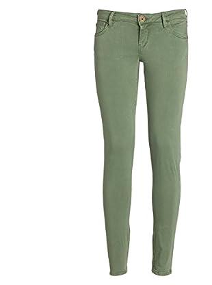 Guess Ultra Low, Pantaloni Donna, Verde (Olive Leaf Green/Ver), (Taglia Produttore:29)