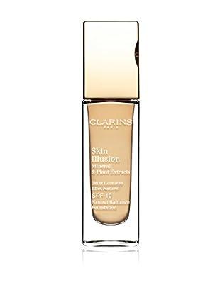 Clarins Base De Maquillaje Líquido Skin Illution N°112.5 Caramel 10 SPF 30 ml