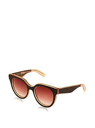Bottega Veneta Sonnenbrille B.V.298/S (51 mm) dunkelbraun