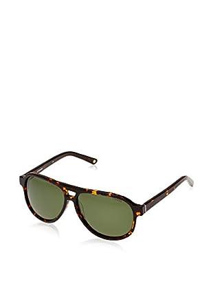 Polaroid Sonnenbrille P9355 (58 mm) dunkelbraun/honig