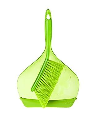 VIGAR Cepillo De Mano 2 Piezas Verde