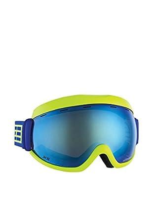 salice occhiali Maschera da Sci FB Giallo/Blu