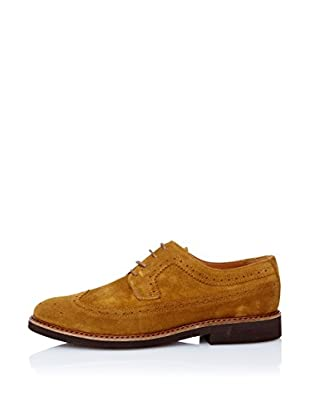 Animas Code Zapatos Brogue (Camel)
