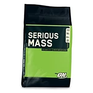 Optimum Nutrition (ON) On Serious Mass 12 Lbs