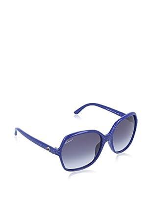 Gucci Sonnenbrille 3632/S JJDXK57 blau