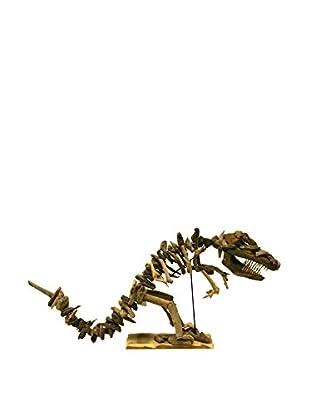Contrast, Inc. Sculpted Driftwood T-Rex