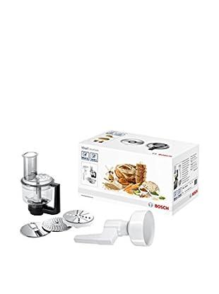 Bosch Molinillo de Café y Procesador MUZXLVE1 Negro/Blanco