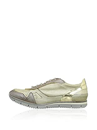 Manas Zapatillas Gold (Multicolor)