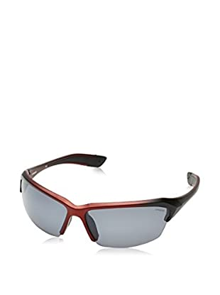Polaroid Sonnenbrille P7319 (72 mm) rot/schwarz