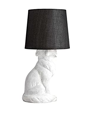 Applied Art Concepts Vulpinna I Table Lamp, White