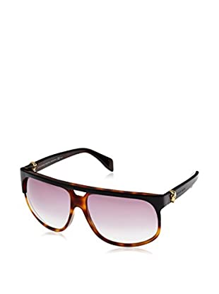 Alexander McQueen Gafas de Sol AMQ4195/S (61 mm) Havana / Negro