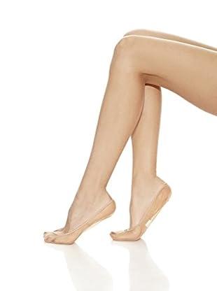 JANIRA 12tlg. Set Socken Nylon Simple Evita Roces