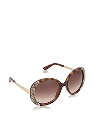 Jimmy Choo Occhiali da sole MILLIE/S JD AXX 56 (56 mm) Avana