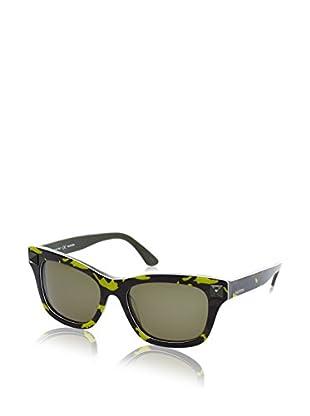 Valentino Occhiali da sole 670SC_741 (53 mm) Nero/Verde