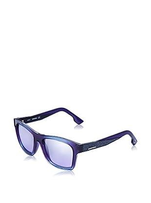 Diesel Sonnenbrille DL0071_83Z (55 mm) blau