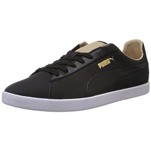 Puma Men's Modern Court Casual Shoes - Black
