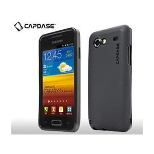 Capdase Soft Jacket 2 Xpose SJSGI9070-P2Y1 for S Advance (Solid Black)