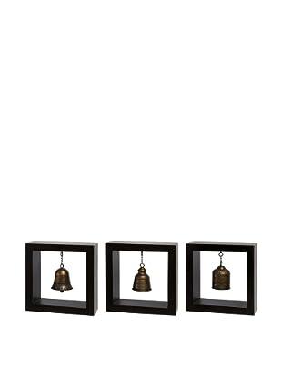 Indochine Framed Bells