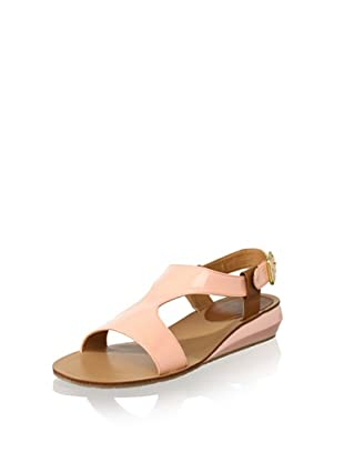 Kelsi Dagger Women's Galina Sandal (Peach/Luggage)