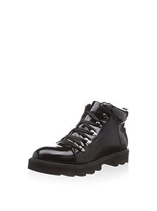 Buffalo Shoes Schnürstiefelette