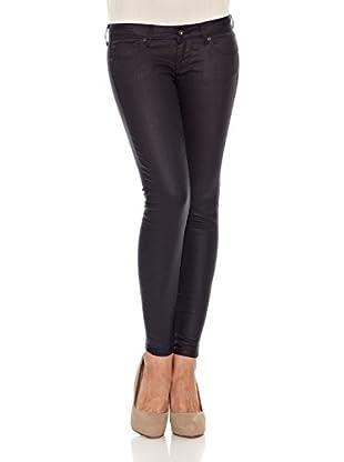 Pepe Jeans London Pantalón Cher (Azul Oscuro)