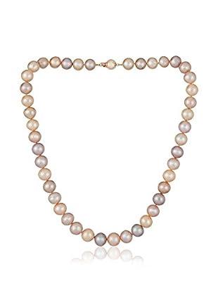 Bentelli Collar 925 Silver Pearls plata de ley 925 milésimas