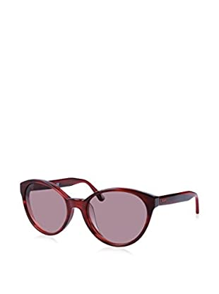 Tod's Gafas de Sol TO0147- (57 mm) Rojo