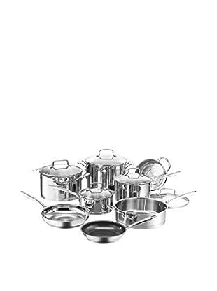 Cuisinart 13-Piece Professional Series Stainless Steel Cookware Set