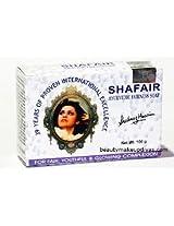 Shahnaz Husain Ayurvedic Fairness Soap Shafair (100g) (Pack of 3)