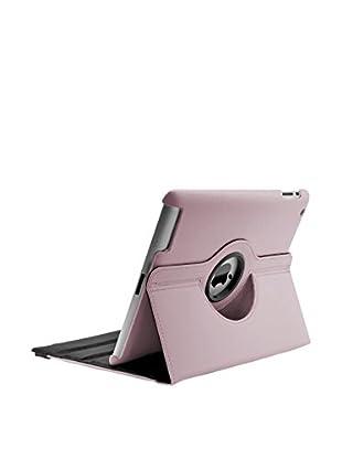Unotec  Hülle 360º rotation iPad 2/3/6 rosa