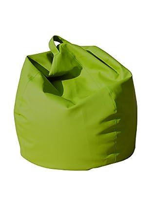 13 Casa Sitzsack Dea grün 70 x 110 cm