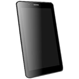 Lava Ivory S Tablet (4GB, WiFi, 3G, Voice Calling), Black