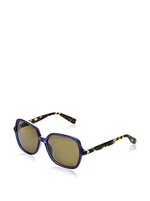 Polaroid Gafas de Sol PLP0110 (56 mm) Azul / Negro