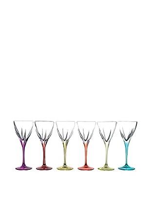 RCR Rotweinglas 6er Set