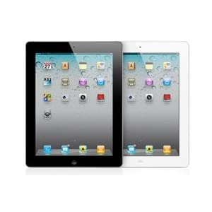 Apple iPad2 Wi-Fi+3G ブラック 64GB 【シムフリー海外版】