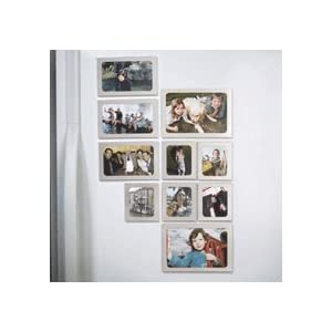 Umbra Cling Set of 10 Magnetic Frames