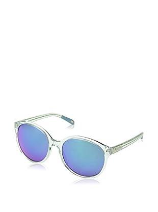 Fossil Gafas de Sol (57 mm) Azul