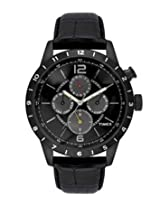 Timex E Class Analog Black Dial Men's Watch - TWEG14802