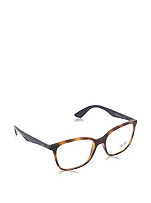 Ray-Ban Gestell 7066 5585 (54 mm) havanna