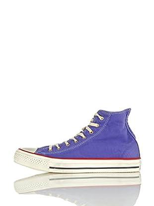 Converse Zapatillas All Star Hi Cotton Better (Morado)