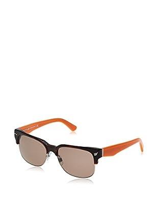 Web Gafas de Sol WE0101 (55 mm) Marrón Oscuro