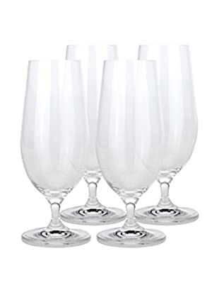 BergHOFF Set of 4 Bistro 15.6-Oz. Beer Glasses