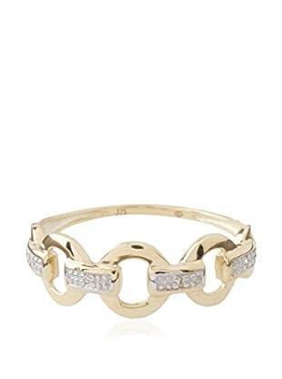 PARIS VENDÔME Ring Mailles Diamants