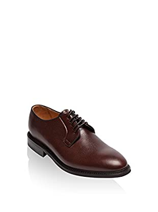 BRITISH PASSPORT Derby Plain Goodyear Calf
