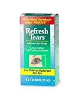 Refresh Tears Eye Drops - 15 ml
