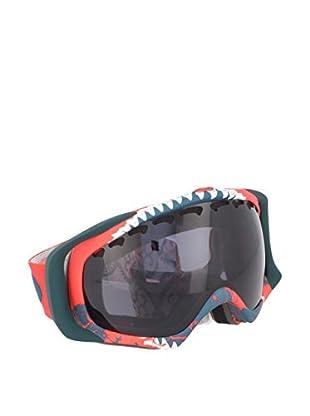 OAKLEY Skibrille Crowbar dunkelgrau/rot