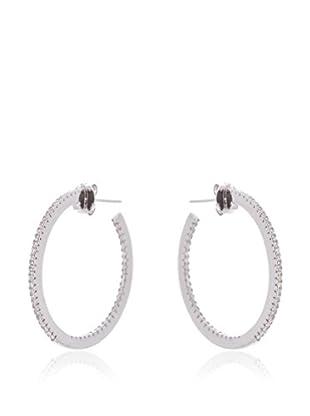 Cordoba Jewels Ohrringe rhodiniertes Silber 925