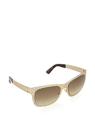 Gucci Sonnenbrille 4266/ S JD J5G (55 mm) goldfarben