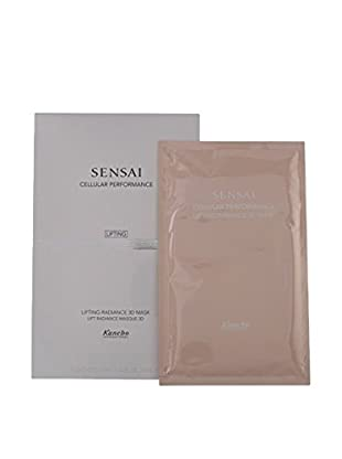 KANEBO Set Mascarilla Facial 6 Uds. Lifting Radiance 3D (6x35 ml) 210 ml